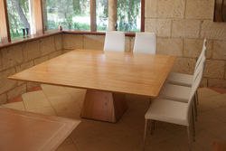 Pyramid Square Dining Table