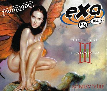 2000SobrevivireRemixesPromoCDMexicanoEXA
