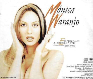 1997EmpiezoarecordarteMexicoPromoCDcontr