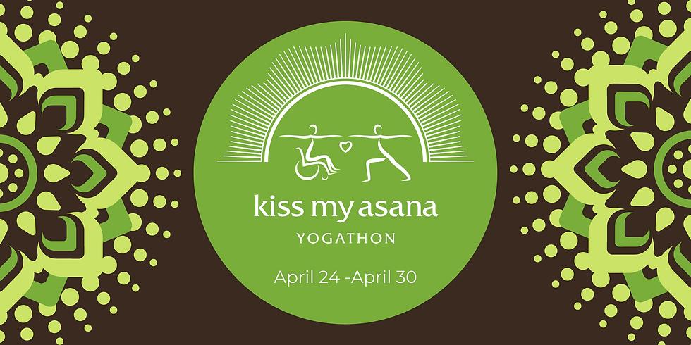 Kiss My Asana Yogathon