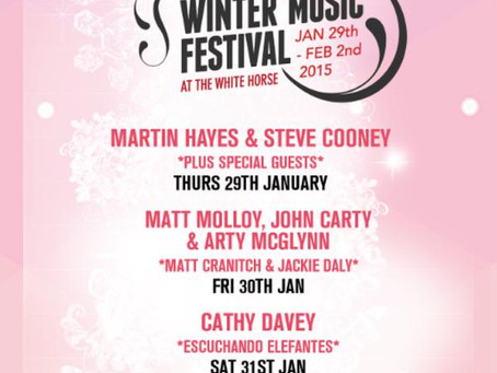 The Ballincolig Winter Music Festival (Irlanda)