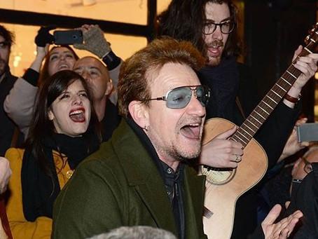 Escuchando Elefantes con Glen Hansard, Bono y compañía.
