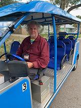 St. Augustine tour guide Michael for Explore Tours