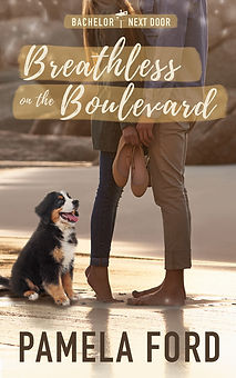 Breathless on the Boulevard_Front Cover_