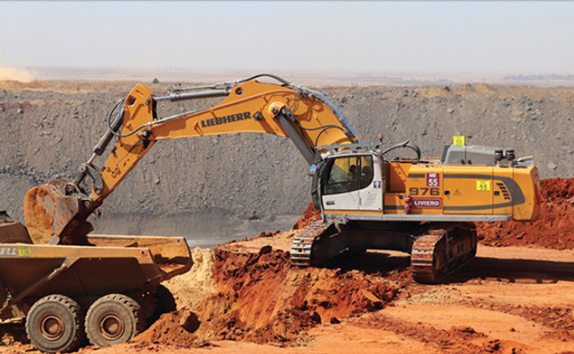 Quarry Excavator