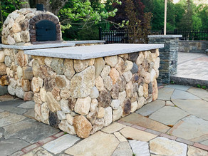 How Thick should Flagstone Be?