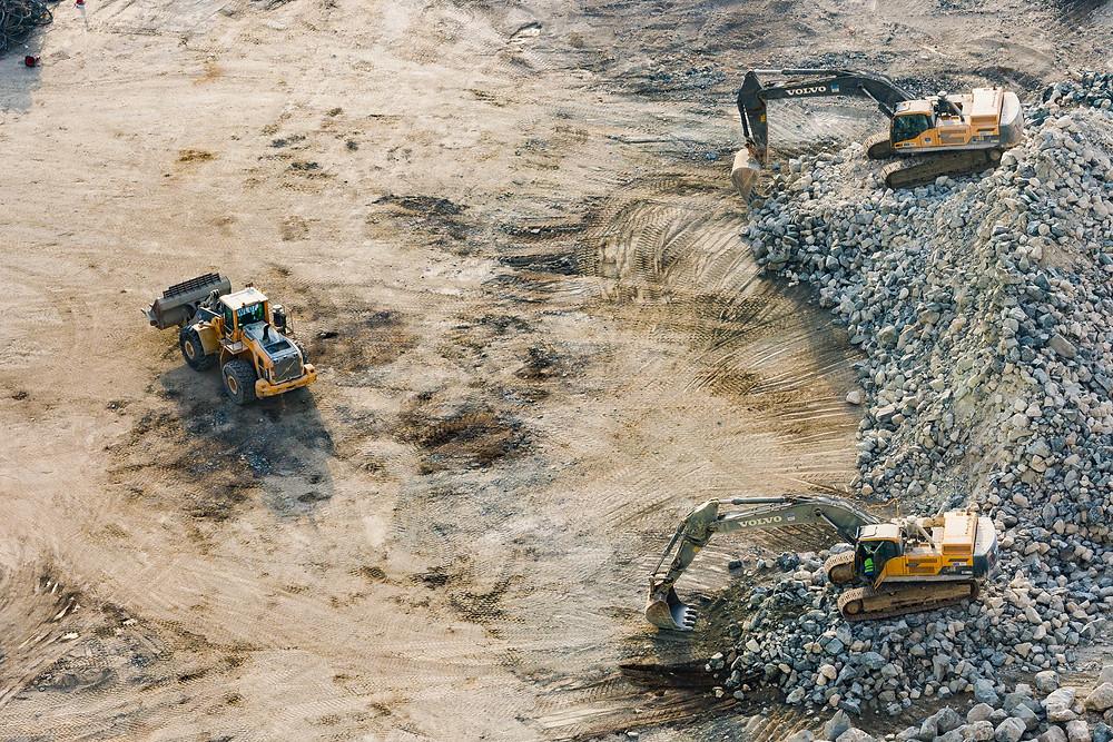Carolina Stone Supply Quarry