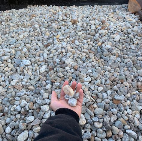 1 inch Cape Cod River Rock