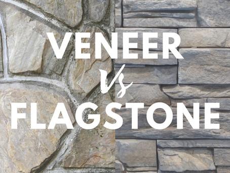 Flagstone vs. Veneer