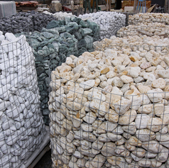 Palletized Stone