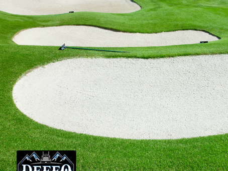 Products in Stock: Golf Course Sand
