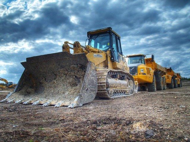 quarry machines