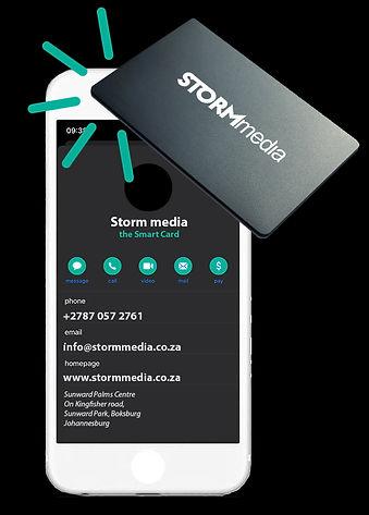 Metal NFC Smart Business Card
