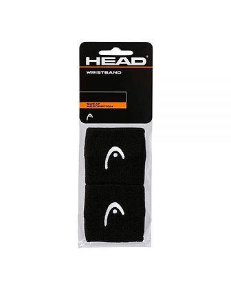 HEAD polsband 2,5 inch