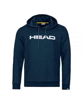 HEAD hoodie groen-blauw