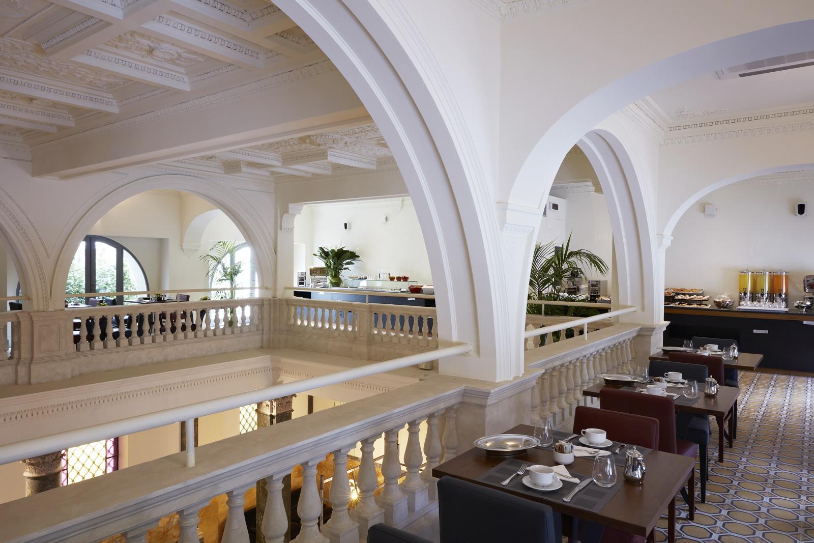 Restaurant - hotel