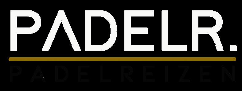 logo - padelr wit:zwart.png