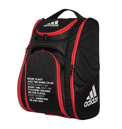 ADIDAS multigame 2.0 racket bag rood