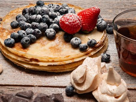Keeping it home-made this Pancake Day