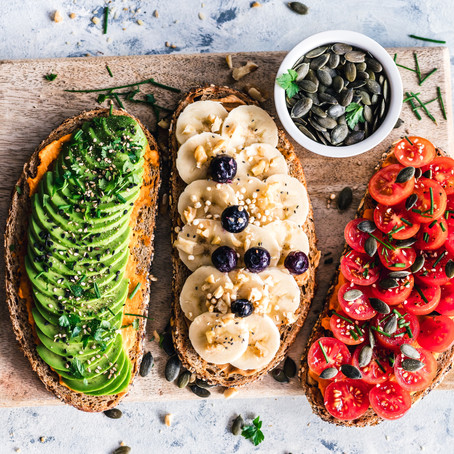 4 Easy Meals for Brain Fuel