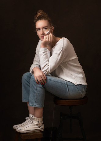 Portretshoot in Arkel