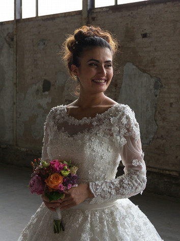 Bruidsboeket Arkel