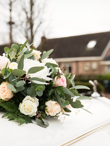 Bruidsreportage in Eethen