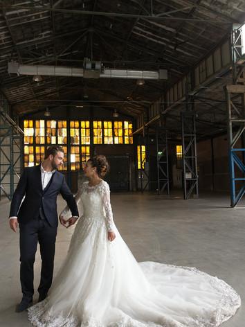 Huwelijksreportage Arkel