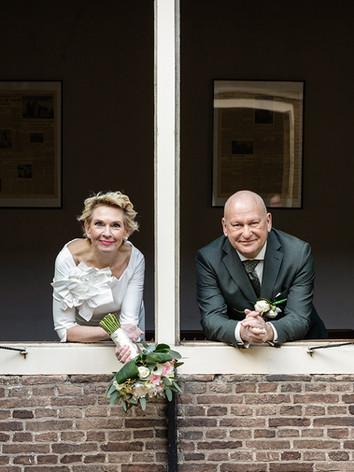 Bruidsreportage in Dussen
