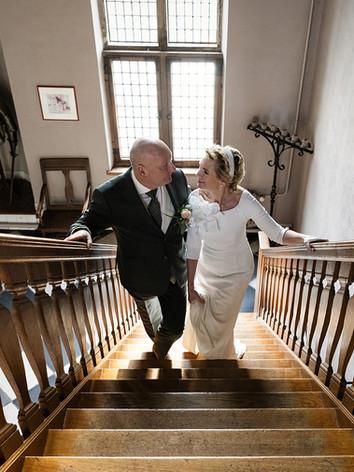 Huwelijksreportage in Dussen