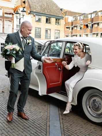Huwelijksreportage in Gorinchem