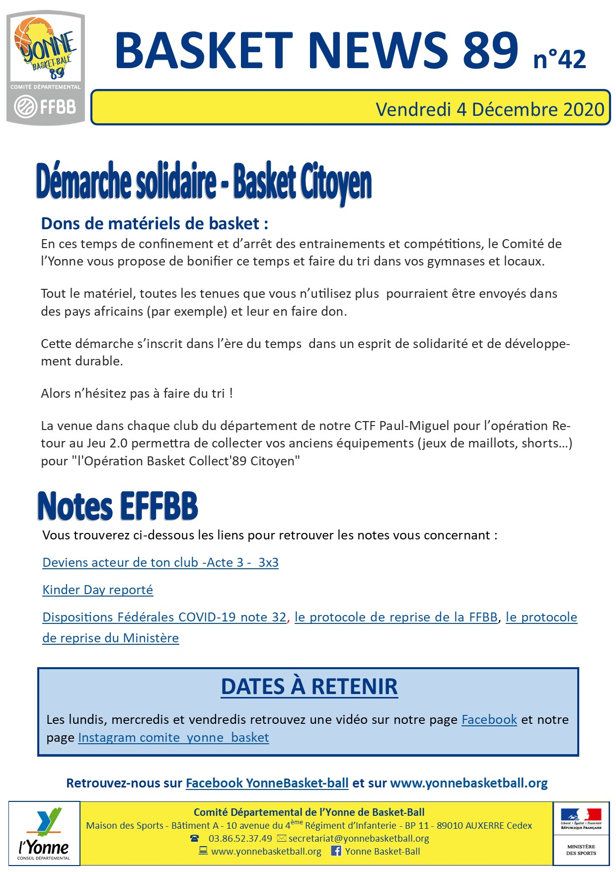 Newsletter n°42 dec 2020 5