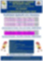 2018-2019 Affiche plateaux qualifs fille