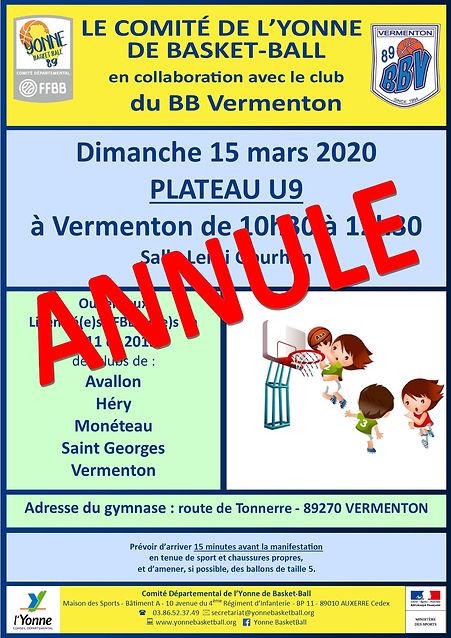 2019-2020 Affiches 14 mars 2020 zone 3 v