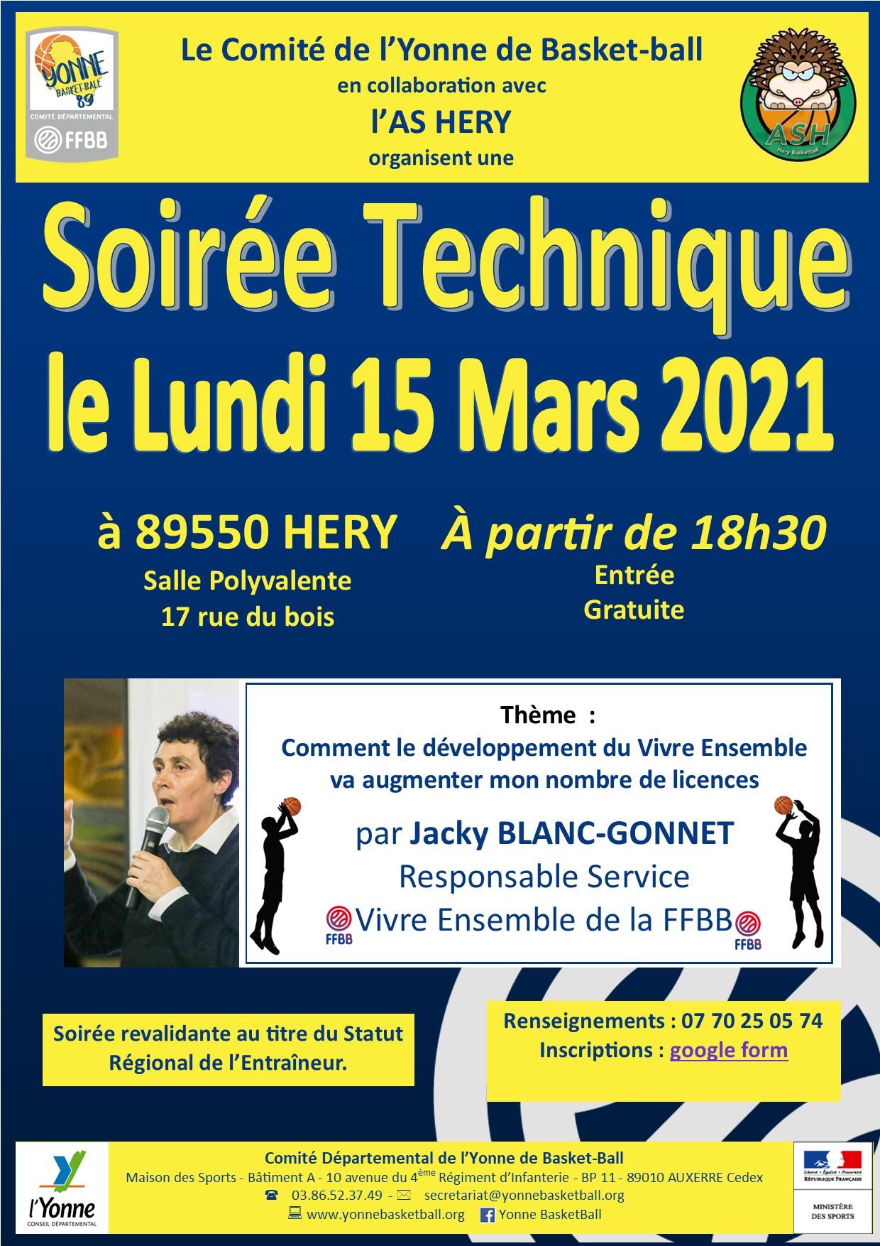 2020-2021 Affiche soirée Technique 15-03