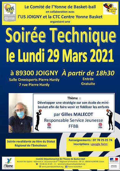 2020-2021 Affiche soirée Technique 29-03