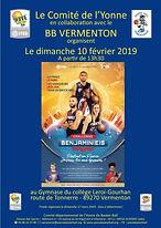 2018-2019 Affiche challenge benjamins2.j