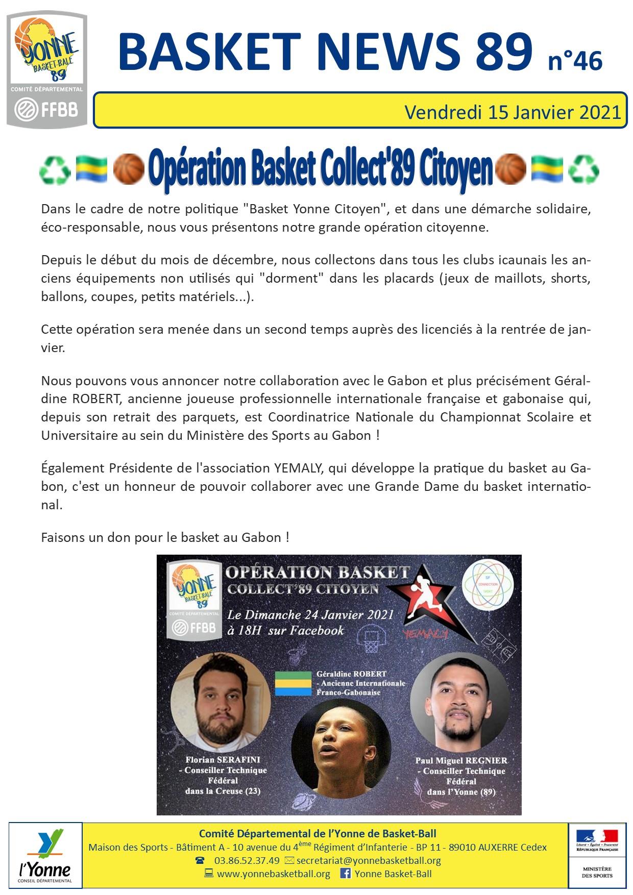 Newsletter n°46 janv 2021 2