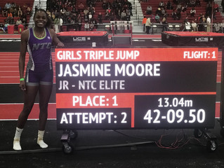 Records & PRs Abound During the 2018 Indoor Season