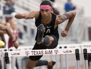 7 Records Fall at Texas A&M HS Indoor Classic
