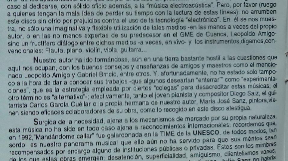 Introversus de Julio Sanz Vázquez