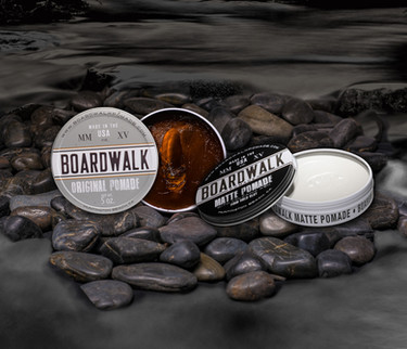Boardwalk Pomade on River Rocks.jpg