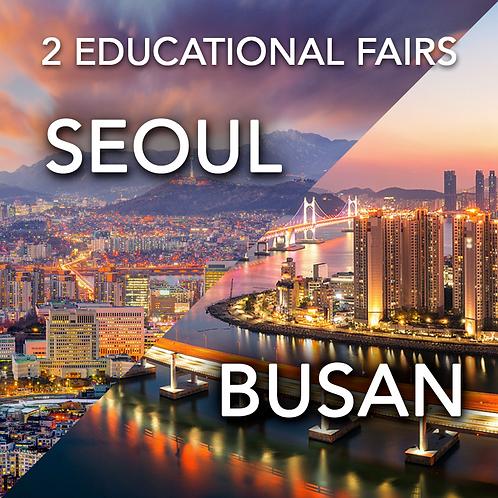 2 Fairs, Busan & Seoul
