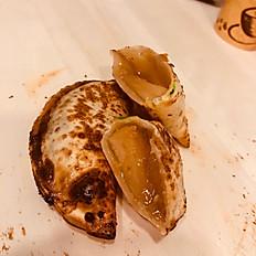 Peach Empanada