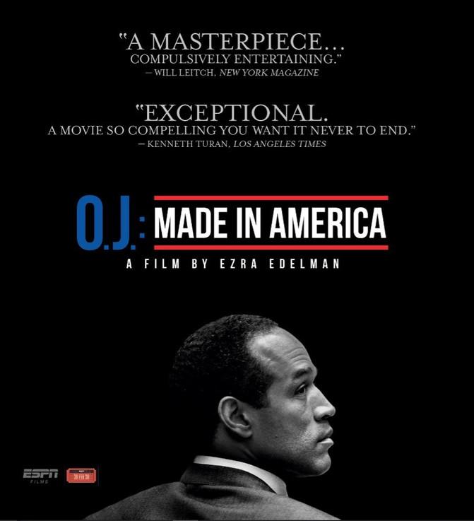 OJ : Made in America - Itinéraire passionnant d'une petite pute.