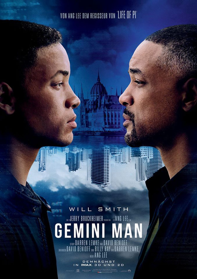 Gemini Man - Le paradoxe Will Smith.