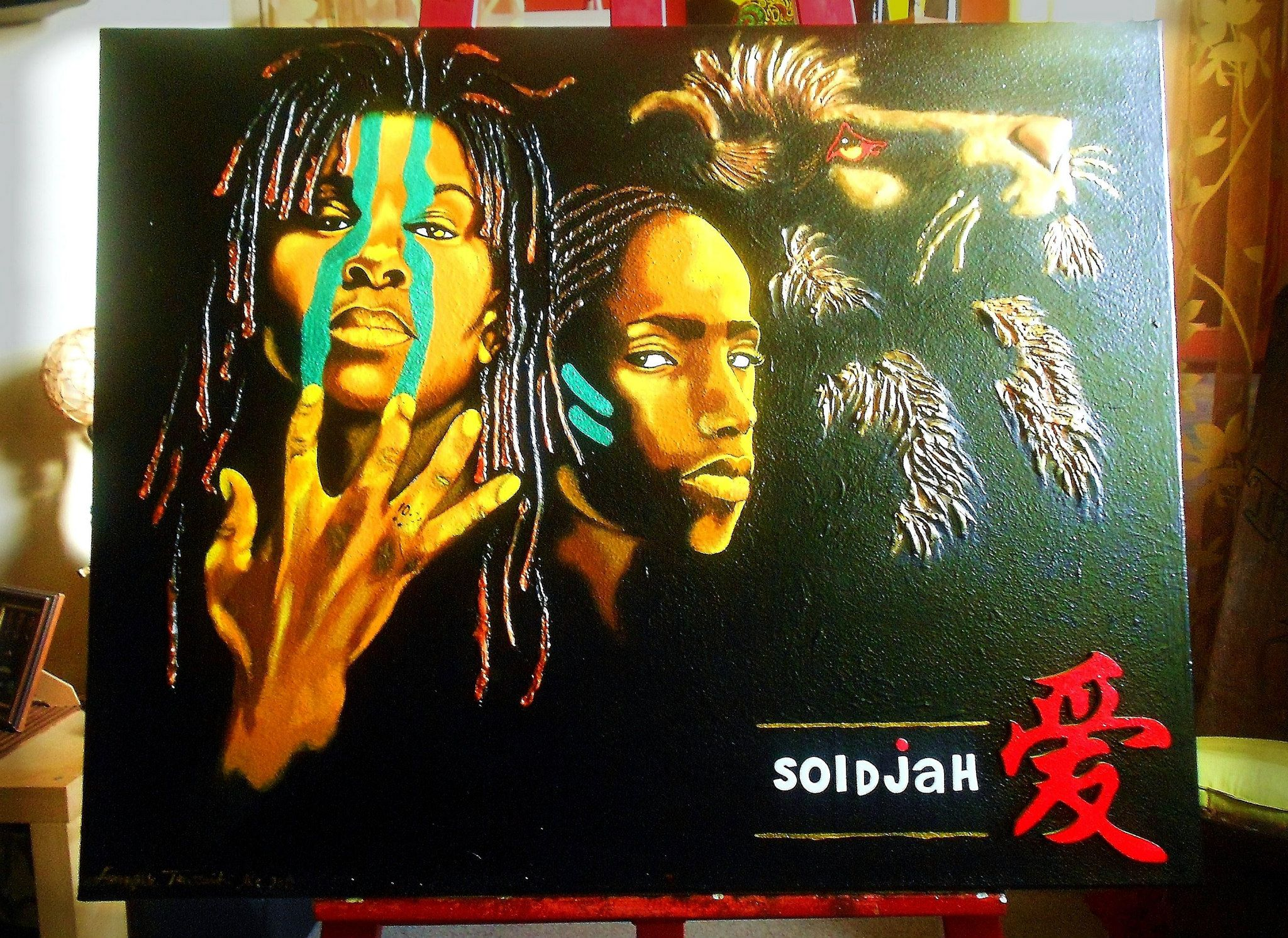 Soldjah Love