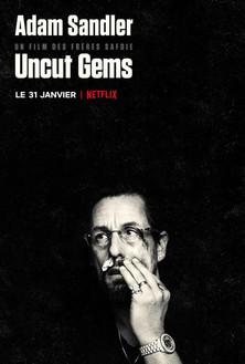 Uncut Gems - La CLAQUE Adam Sandler.