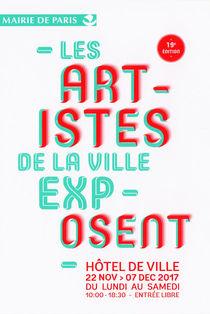 Les artistes de la ville exposent 2016