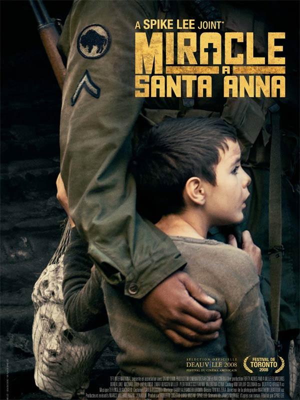 Miracle à Santa Anna - Ma rencontre avec Spike Lee - 12 Septembre 2008